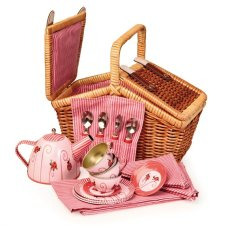 Egmont Toys Tea set in Basket