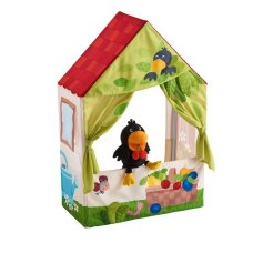 Haba puppet show orchard