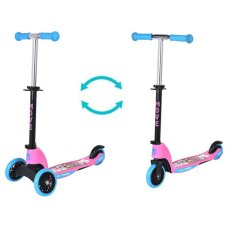 Move children's scooter 2in1 Flower