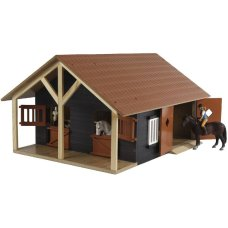 Kids Globe Farm with Stable 1:24
