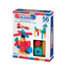 Bristle Blocks 56 Piece Set