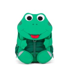 Affenzahn Children's backpack Fabian Frog Large