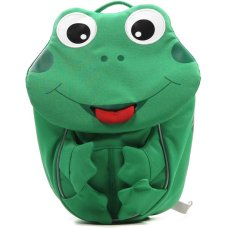 Affenzahn Children's Backpack Finn Frog Small