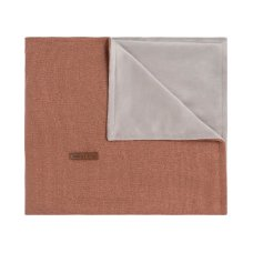 2nd chance - Baby's Only Cot Blanket Copper-Honey Melee