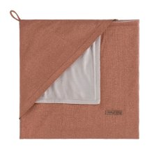 Babies Only Soft Sparkle Copper-Honey Melange Wrap