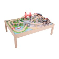 BigJigs City Train table