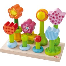 Haba Stick game Flower garden