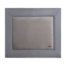 Baby's Only Boxcloth Sparkle Silver Gray Melee (75x95)