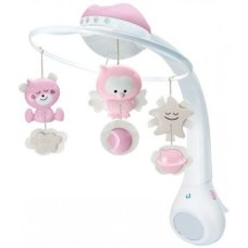 Infantino music mobile 3 in 1 Pink