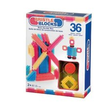 Bristle Blocks 36-piece set