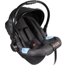 Ding Fenix Car Seat Black