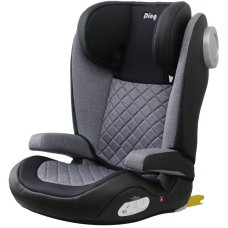 Ding Luca Car Seat 15-36 kg Black Gray