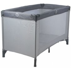 Ding Travel Bed Basic Gray