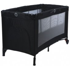 Ding Travel Bed Deluxe Black