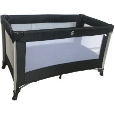 Ding Travel Bed Stripe Black