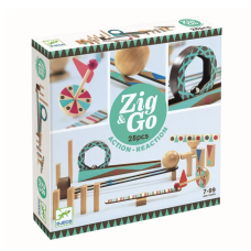 Djeco Zig & Go 28 pieces