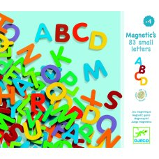 Djeco magnetic capital letters