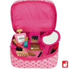 Janod Beauty Case Pink