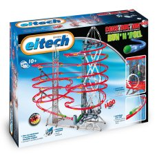 Eitech Construction Run 'n Roll Marble track