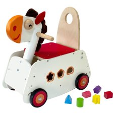I'm Toy Carriage Horse with Swing function