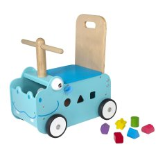 I'm Toy Hippopotamus Carriage
