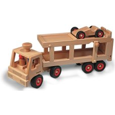 Fagus Wooden car trailer