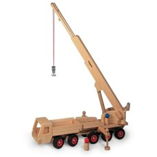 Fagus Wooden Crane with Hook