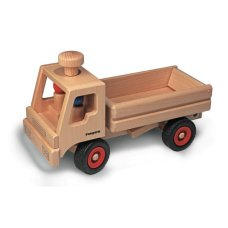 Fagus Wooden Truck with Open Bin