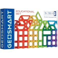 GeoSmart Education set 100 pieces