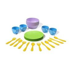 Green Toys 24-Piece Dinner Set