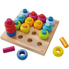 Haba jousting color rings