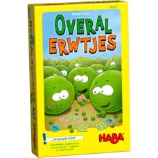 Haba Game Everywhere Peas