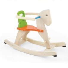 Pintoy Rocking horse Pastel colors