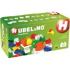 Hubelino Knikkerbaan Exchange 43 Parts