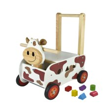 I'm Toy walker cow brown