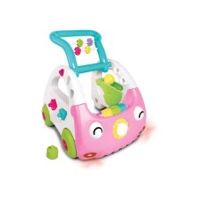 Infantino Sensory 3 in 1 Baby Carriage Pink