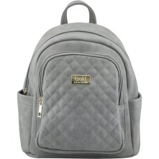 Isoki Kids Backpack Mini Marlo Mushroom Stone Gray