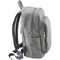 Isoki Diaper bag Backpack Marlo Stone Gray