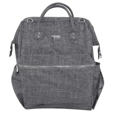 Isoki Backpack / diaper bag Eliot Gray