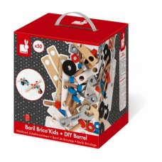 Janod Bricokids 50-Piece