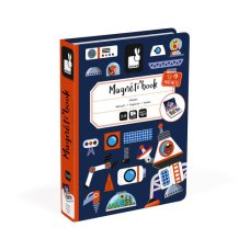 Janod Magneti'Book mix & match space 52 magnets