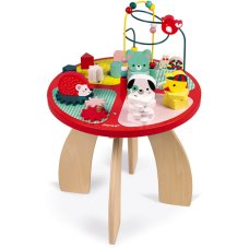 Janod Play Table Baby Forest