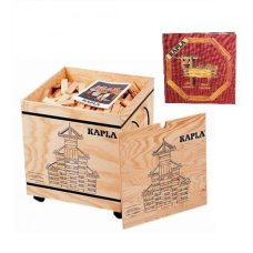 Kapla Case 1000 Pieces With Red Book