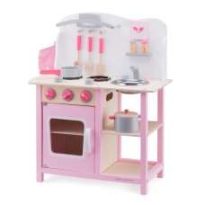 New Classic Toys Kitchen Bon Appetit Pink