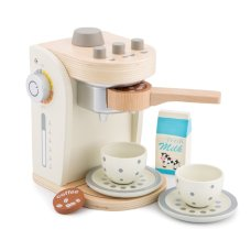New Classic Toys Coffee maker White with Gray