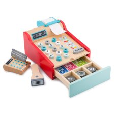 New Classic Toys cash register with Pin