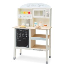 New Classic Toys Kitchen Grand Cafe Bon Appetit