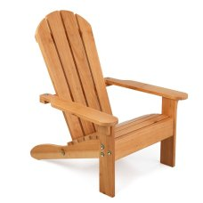 Kidkraft Wooden Adirondack garden chair Honey