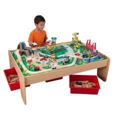 Kidkraft Mountain Train Table with Waterfall