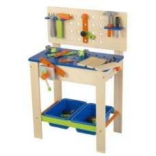 Kidkraft Luxury Workbench with Tools
